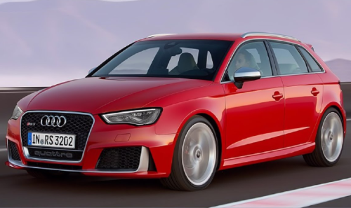 The 2016 Audi S3 Doesn't Do Slow: Potent Things Come in Small Packages