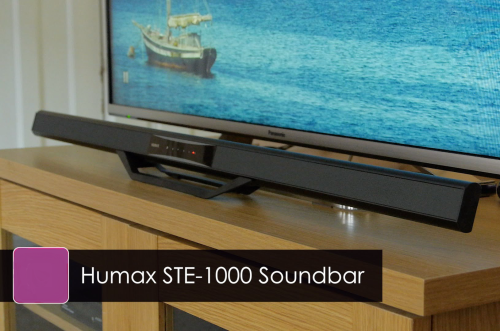 Humax STE1000BSW review