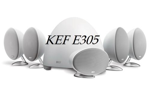 KEF E305 review