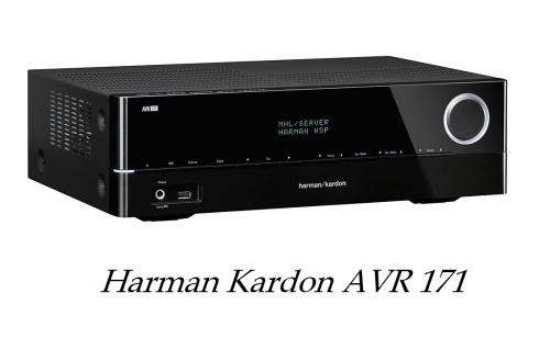 Harman Kardon AVR 171 review