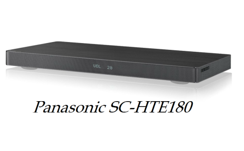 Panasonic SC-HTE180 review