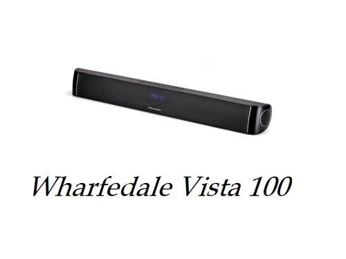Wharfedale Vista 100 review