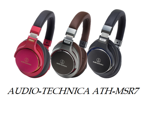 Audio-Technica ATH-MSR7 review