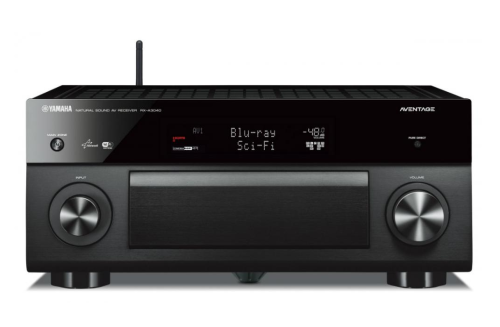 Yamaha RX-A3040 review