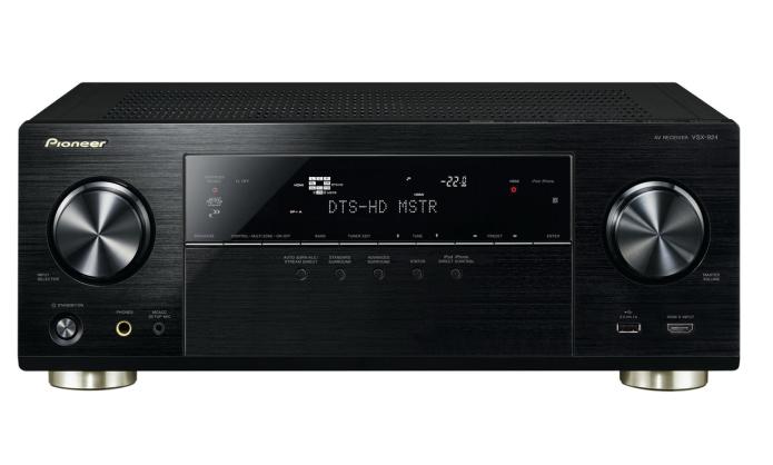 Pioneer VSX-924 review
