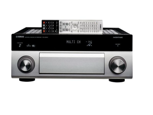 Yamaha RX-A1040 review