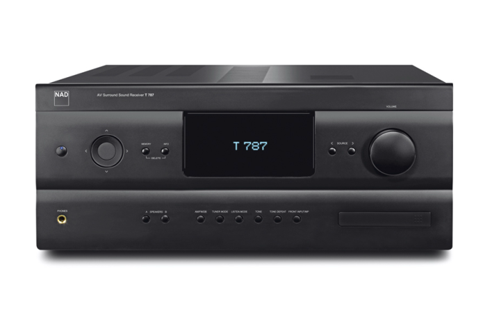 NAD T787 review
