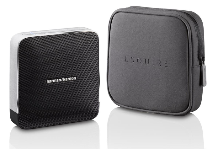 Harman Kardon Esquire review: style, build quality and impressive battery life make this not just another Bluetooth speaker
