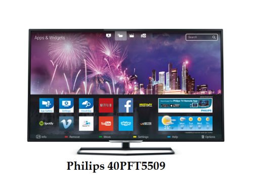 Philips 40PFT5509 review
