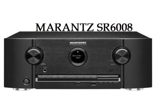 Marantz SR6008 review