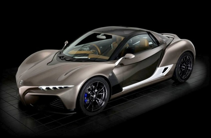 Yamaha Sports Ride Coupe Concept