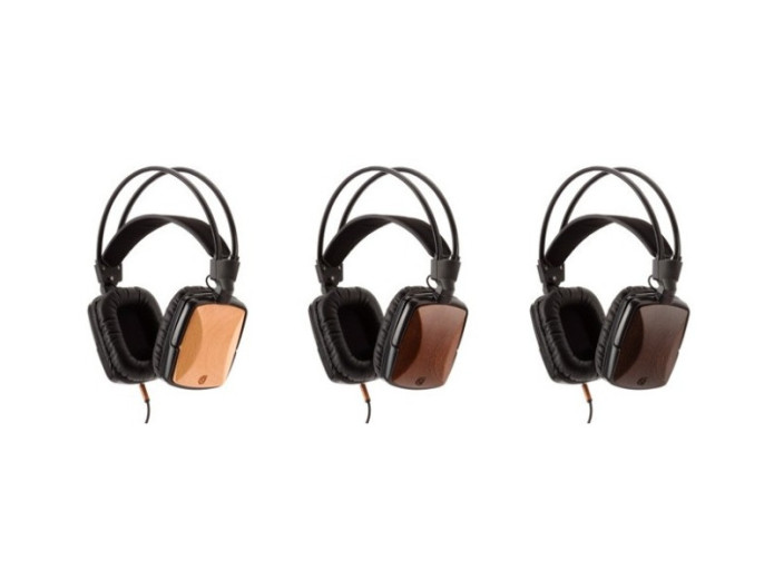 Griffin WoodTones review - wooden over-the-ear headphones with a built in mic for hands-free calling