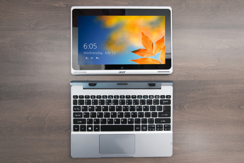 Review: Acer Aspire Switch 10 Special Edition — a small hybrid laptop