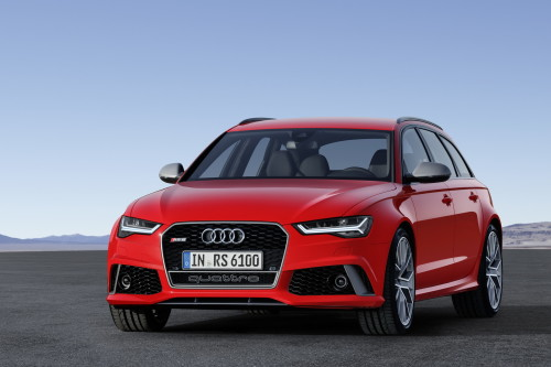Audi RS 6 Avant performance and RS 7 Sportback performance are torque monsters