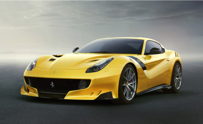 Ferrari's monster F12 TdF squeezes 769HP from super-coupe