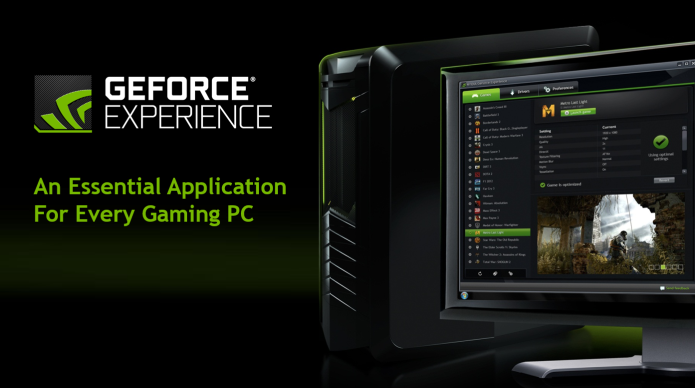 NVIDIA GeForce Experience splits from standard GPU drivers