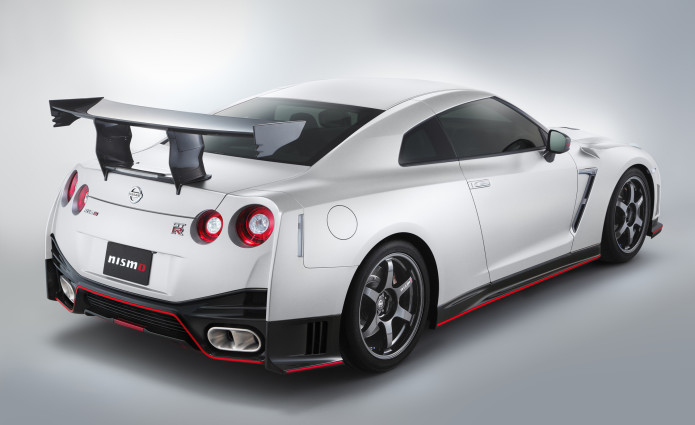 2016 Nissan N Attack GT-R Brings Extra Aero and suspension to SEMA