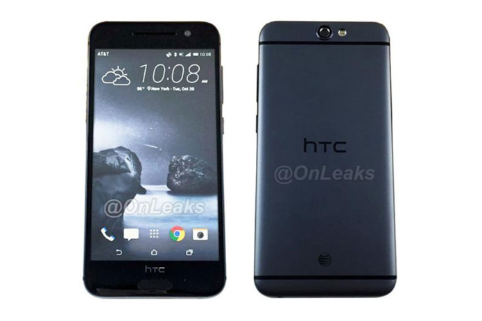 HTC One A9 pics leak ahead of October 20th event