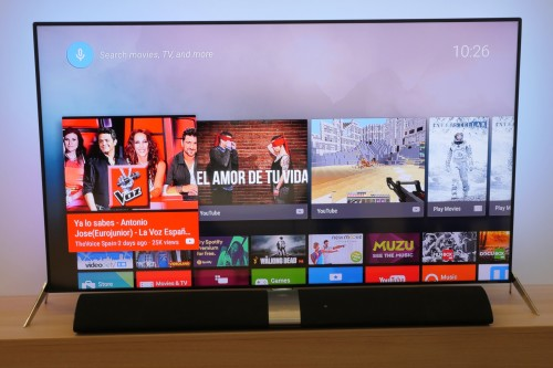 Philips Android TV System 2015 – First Impressions