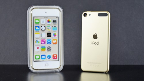 Apple iPod Touch (6th gen) 128GB review
