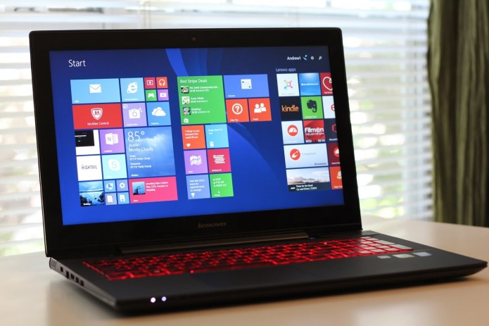 Lenovo Y50 review: Good for gamers
