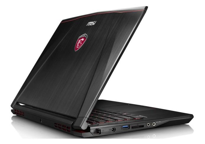MSI GS40 Phantom wants the lightest Skylake gaming laptop title