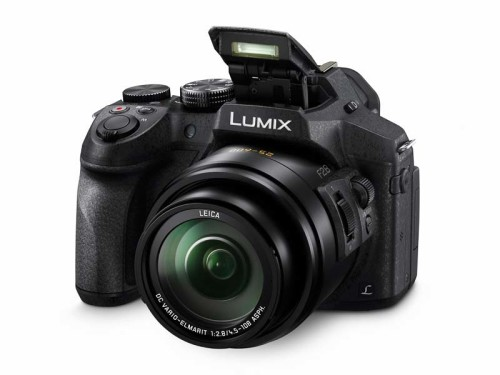 Panasonic Lumix DMC-FZ300 Digital Camera Review