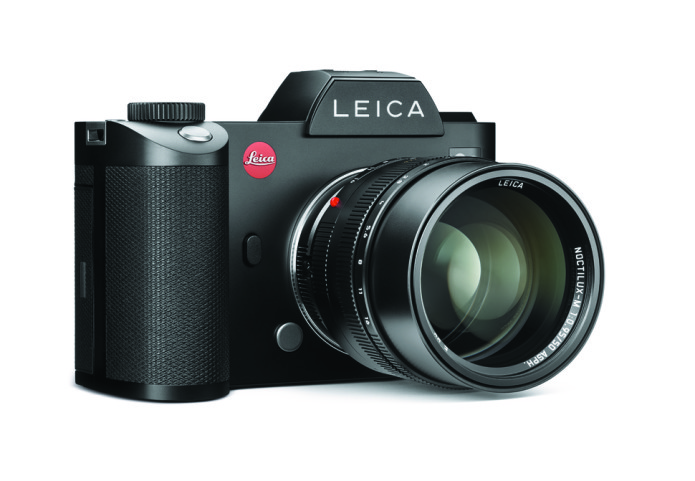 This is the Leica SL: How does the brand new full-frame mirrorless system handle? (hands-on)