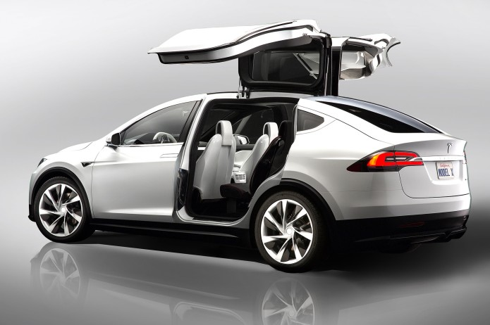 A controversial tax loophole could cut $25k off Tesla's Model X