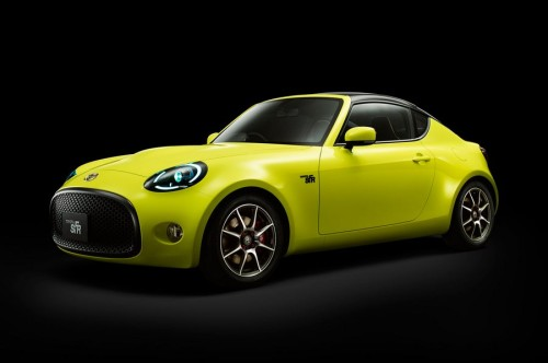 Toyota S-FR tipped to pack 1.5L 128hp four