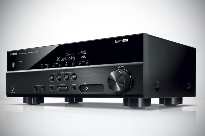 Yamaha RX-V379 review