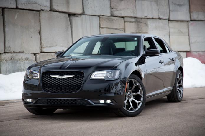 2015 Chrysler 300S Review