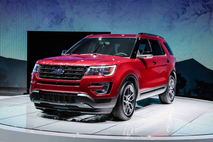 2016 Ford Explorer review: Road-tripping on the Bourbon trail in Ford's updated, EcoBoost-powered 2016 Explorer