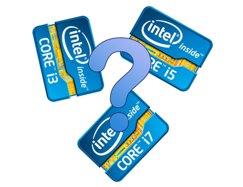What's the difference between Intel Core i3, i5 and i7? Core i3 vs i5 vs i7