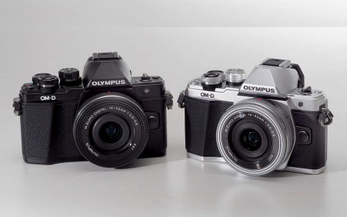 Olympus OM-D E-M10 Mark II Digital Camera Review