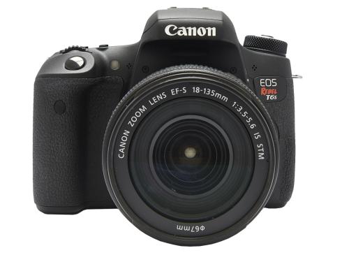 Canon Rebel T6s Digital Camera Review