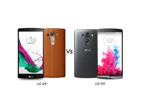 LG G4 vs LG G3: Examining LG's BIG Update