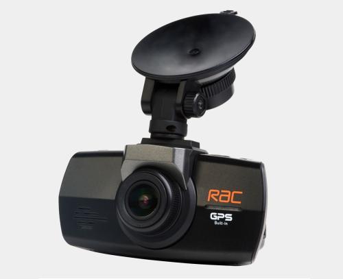 RAC 05 GPS Dash Cam review