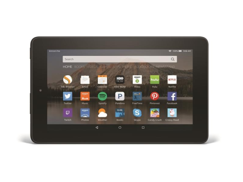 £49/$74 Amazon Fire review – 5th-gen 7in tablet