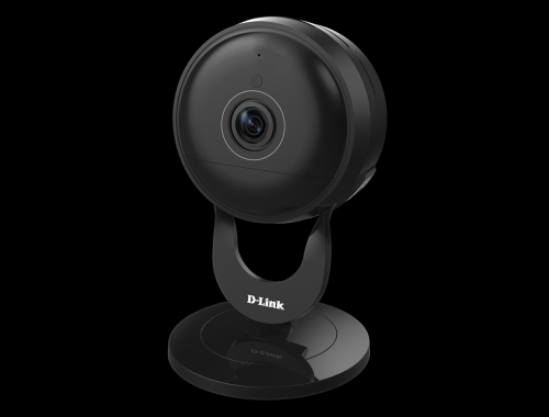 D-Link 180-degree WiFi Camera Review