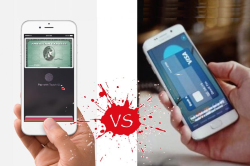 Apple Pay vs Samsung Pay: The smartphone war spills into mobile payments