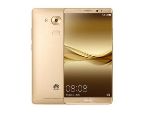 Huawei Mate 8 phablet rocks full metal body, Kirin 950