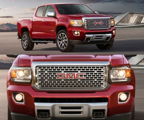 GM scrambles to build more Colorado and Canyon trucks