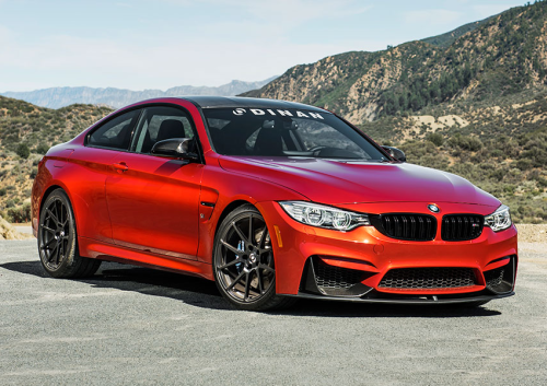 Dinan Engineering S1 BMW M4 adds power, loses performance