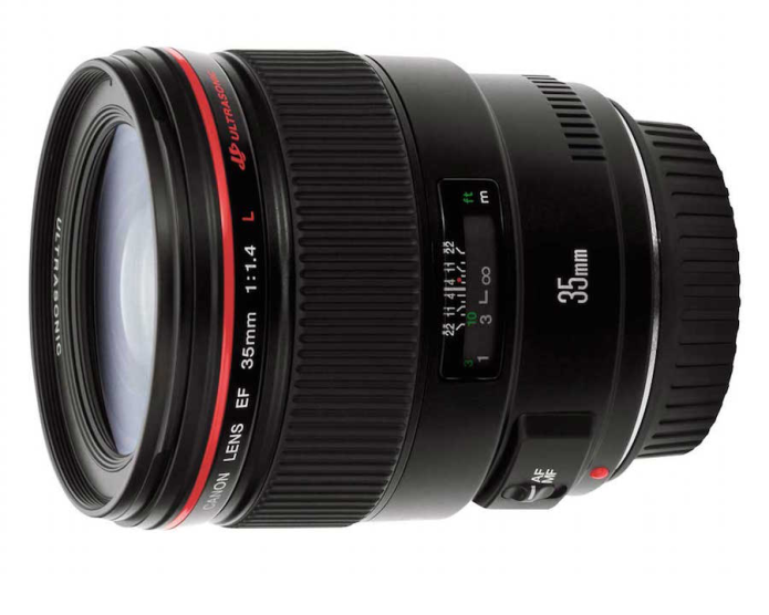 Canon EF 35mm f/1.4L II USM Lens Review