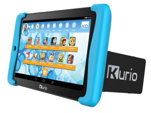 Kurio Tab 2 review: a kids' tablet that's almost great