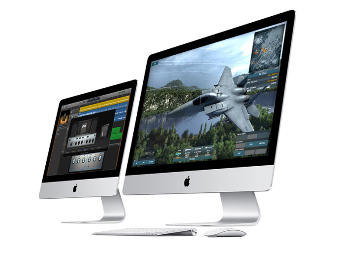 Apple 21 5 inch imac with retina 4k display review all about the ultra high definition gearopen - Desk for inch imac ...