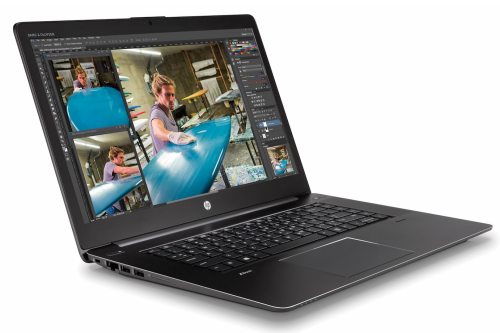 Hands-on with HP's potent ZBook Studio