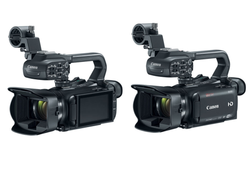 Canon XA30 & XA35 Full HD Camcorders Announced