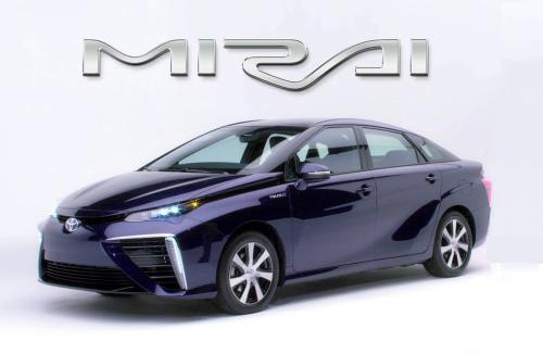 Toyota Mirai first drive: Hydrogen progress precedes practicality